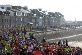 Marathon Mont Saint Michel
