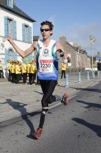 moi Marathon Mont SAint Michel 01